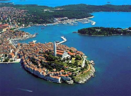 Rovinj Istria Croatia Island