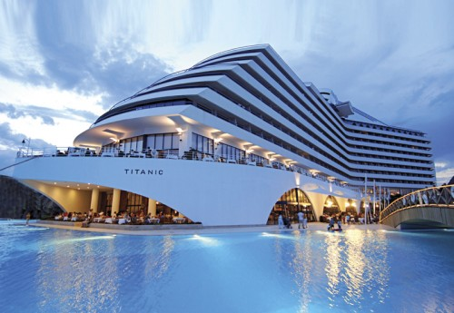 Titanic Beach & Resort Antalya Turkey