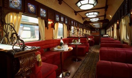 Best  Train Trip Europe