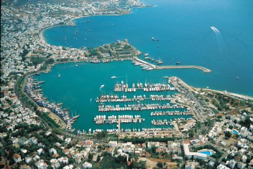 Bodrum Port Turkey