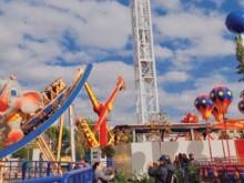 Bucharest: The largest amusement park in Romania