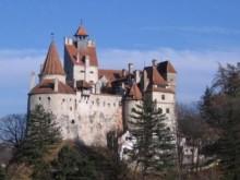 Visit Dracula's castle in Bran