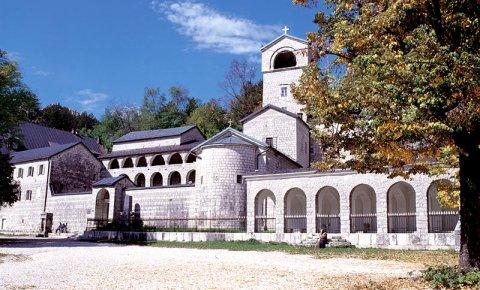 Cetinje Monastery Montenegro