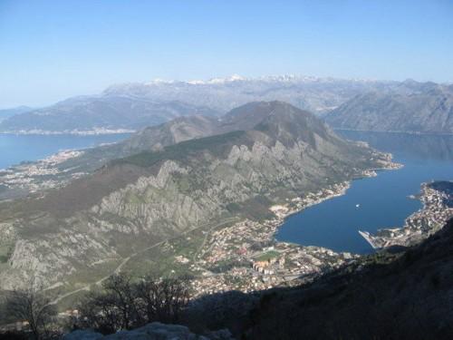Mount Vrmac Montenegro