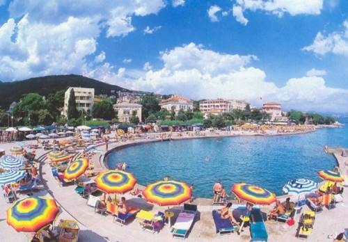 Opatija Istria Croatia