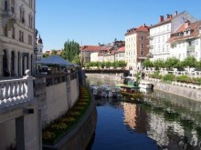 Ljubljana: a warm and welcoming city