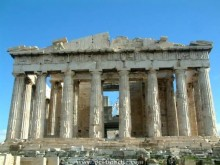 The most visited historical sites in Greece