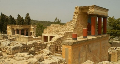 Knossos Greece