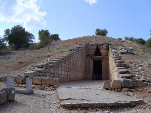 Mycenae Greece