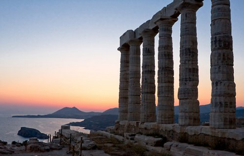 Sounion Greece