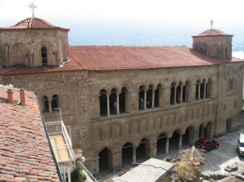Saint Sophia Cathedral of Ohrid  Macedonia