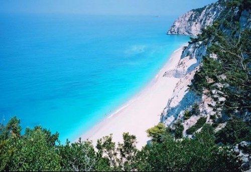 Egremni Beach Porto Katsiki Greece