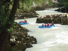 Rafting, canoeing and adrenaline in Serbia