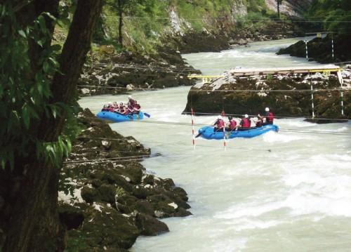 Rafting Serbia