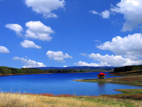 Vlasina Lake Serbia