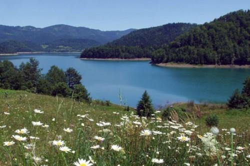 Zaovine Lake Serbia