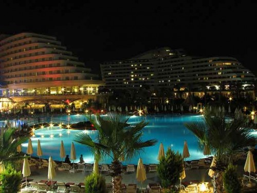 Luxury Hotel in Antalya Turkey