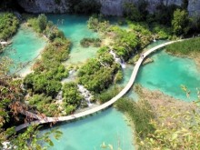 Plitvice: a water paradise in Croatia