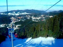 Poiana Brasov: the low-cost ski resort