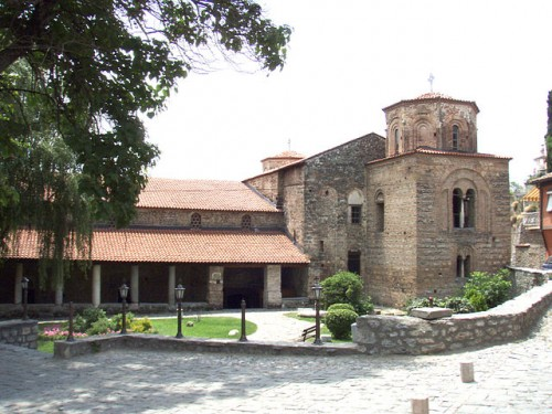 Church of St. Sophia in Ohrid