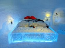 Krvavec: the Slovenian igloo