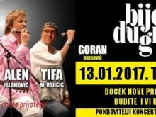 "Banja Luka : ""Bijelo dugme"" to celebrate the Orthodox New Year"
