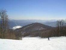 Bjelolasica: the largest ski resort in Croatia