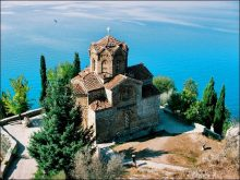 Ohrid : the Balkan Jerusalem